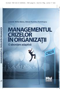 Managementul crizelor în organizații – o abordare adaptivă
